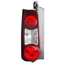 PEUGEOT 207 Côté passager arrière feu arrière porte-ampoule avec câblage