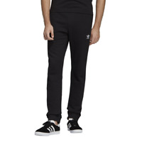 Adidas Originals Men's  Trefoil Pants NEW AUTHENTIC Black DV1574