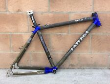 "Univega Carbolite M7.3 Carbon Mountain Bike 19"" Frame 26"" Vtg Retro"