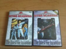 Star Blazers - Series 1: The Quest for Iscandar - Part 1 & 2 (Dvd, 2000)