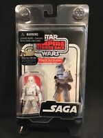 BOSSK or SAND PEOPLE STAR WARS SAGA COLLECTION UGH CHOICE HOTH STORMTROOPER