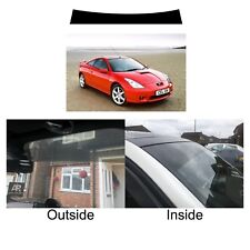 Toyota Celica MK 7 1999 To 2006 -  pre cut, Easy Fit Window Tint, NO TRIMMING