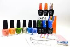 Opi New Orleans GelColor Kit # 2 + Nail Polish N57-N62 ~ 12 Matching Colors~