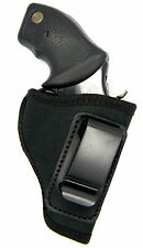 INSIDE THE PANTS IWB CONCEALMENT HOLSTER - S&W AIRWEIGHT 38 REVOLVER