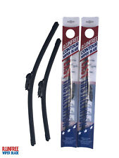 2011, 2012, 2013, 2014, 2015, 2016 , 2017, 2018 Dodge Ram Wiper Blades Set
