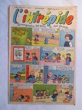 L'INTREPIDE 325  ANNEE 1956