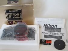 "Nikon FM2/T Titanium film camera NEW OLD STOCK, US SELLER ""LQQK""  WOW"