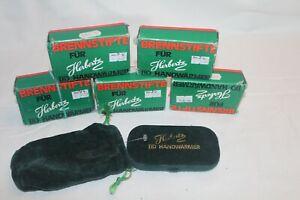 (Box4) Vintage Brannstifte Herbertz Hand Warmer with extras
