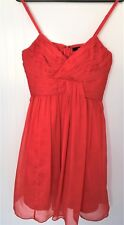 Women's Sportsgirl Orange Size 8 Dress