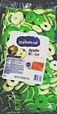 Sunrise Green Apple Gummy Rings 5 Lbs.