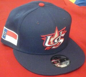 New Era USA Baseball North Carolina World Baseball Classic Snapback Hat