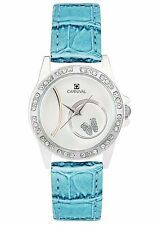 CARNIVAL ANALOG LEATHER WATCH FOR WOMEN-C0017L05