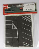 BNIB N BUSCH 7077 CAR PARK / ROAD Self Adhesive