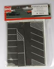 BNIB N BUSCH 7077 CAR PARK / ROAD Self Adhesive