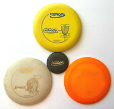 Lot of 4 Used Golf Discs-Frisbee Golf-Distance, Fairway, Putt/Approach, Marker-1