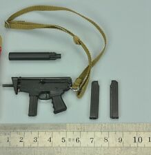 DAM 1/6 Toy 78024 OSN Saturn Jail Spetsnaz FSIN SPECIAL POLICE PP-91 KEDR rifle
