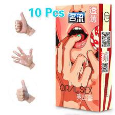 Lots 10Pcs Condoms Men Condoms Fruit Sex Pleasure Latex Condoms Oral Condoms Sex