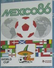 100% original printed album panini FIFA world cup MEXICO 86 brand new sealed
