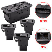 Master 12 Pin Power Window Switch for Ford Territory SX SY SZ TX Non-illuminated