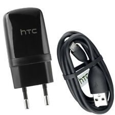 Orig HTC Ladegerät + Datenkabel f HTC Incredible S / Lader TC E250 / USB DC M410