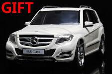 Car Model Welly Gta Gtautos Mercedes-Benz Glk-Class Glk-Klasse 1:18 (White)+Gift