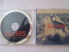 The Killers – Bones   -   1 Track UK CD Promo 2006