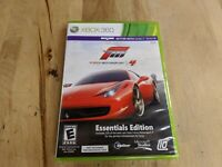 Forza Motorsport 4 (Microsoft Xbox 360, 2011) New and Sealed!