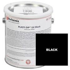 Plasti Dip 1 Gallon Can Uv Concentrate Unthinned Matte Black