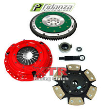 XTR STAGE 3 CLUTCH KIT+ FIDANZA FLYWHEEL 1990-1991 ACURA INTEGRA B18 CABLE TRANS