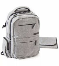 Diaper Bag Backpack - Multi-function Baby Organizer with Stroller Straps Larg...