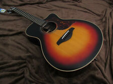 NEW Yamaha Electric Acoustic Guitar AC3R VS WORLDWIDE SHIPPING!