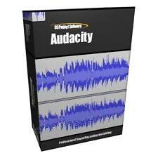 Multi Track Editing Studio Software Audio MP3 CD Recording PC MAC Program