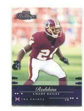 2002 Prestige Xtra Points Purple #148 Champ Bailey/150 Washington Redskins