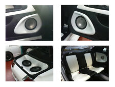 MITSUBISHI FTO CUSTOM INTERIOR SPEAKER PODS PACKAGE