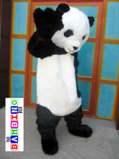 Plush Panda Costume / Fancy Dress Party / Deluxe Bear Outfit