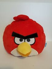 "13"" Jumbo Angry Birds Red Big Brother Huge Plush / Stuffed  Animal Pillow"