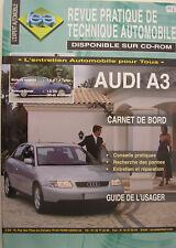 Revue pratique de technique automobile RTA Audi A3