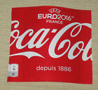 "Image Coca-Cola Sticker #6 ""Yohan CABAYE"" France PANINI Euro 2016"