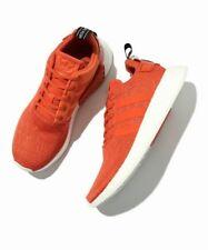 Adidas NMD R2 PK Primeknit Future Harvest Red Orange White Boost BY9915 Men 7.5