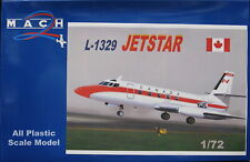 Mach 2 Models 1/72 LOCKHEED L-1329 JETSTAR Canadian Air Force