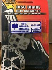 Kool Stop KS-D200A Organic Disc Brake Pads for Hayes Brakes