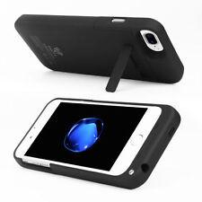 Étuis, housses et coques noires simples iPhone 7 pour téléphone mobile et assistant personnel (PDA)