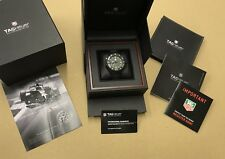 TAG HEUER AQUARACER CALIBRE 5 AUTOMATIC 500M DIVER WAJ2180 With Papers & Box