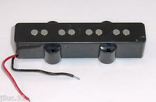 New pickup JAZZ BASS - bridge - 6,7 k - céramique black pour guitare JB
