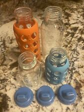 Life Factory Sippy Toddler Lot Sleeve