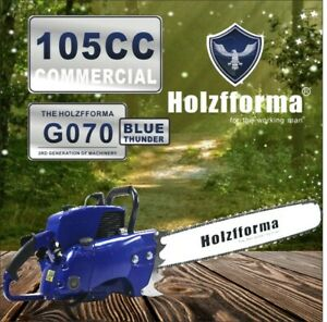 Farmertec Holzfforma G070 070 090 Chainsaw 105CC Without Guide Bar and Saw Chain