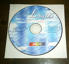 "Informatica Software/Strumenti/Utility/Driver/CD""ASUS NOTEBOOK PC SERIES L 8400"""