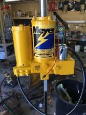 MEYER SNOW PLOW E47 E-47 HYDRAULIC PLOW PUMP - SAND BLASTED COMPLETE REBUILD