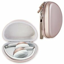 Beats Solo 3 Solo 2 Headphones Shockproof Carrying Case Protective Bag Rose Gold