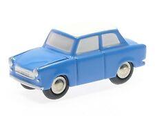 Schuco Piccolo Trabant blau-weiß # 50179100